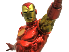 Marvel Premier Collection Statue - Classic Iron Man