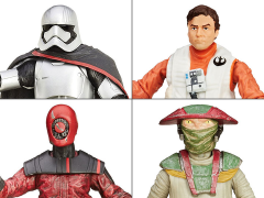 "Star Wars: The Black Series 6"" Wave 11 Set of 4"