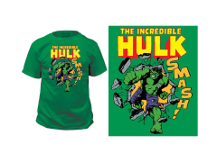Marvel Incredible Hulk Smash! T-Shirt