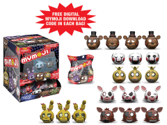 Five Nights at Freddy's Mymoji Random Figure
