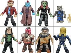 Marvel Minimates Wave 71 GOTG Vol. 2 Two Pack Set of 4
