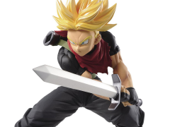 Super Dragon Ball Heroes Transcendence Art Vol. 5 Super Saiyan Trunks