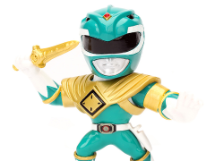 "Mighty Morphin Power Rangers Metals Die Cast 4"" Green Ranger Figure"