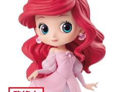 The Little Mermaid Q Posket Ariel (Pink Princess Dress)