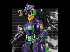 Godzilla vs. Evangelion Toho Mechagodzilla 2002 Eva Unit 01 Exclusive