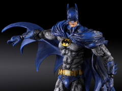 Arkham City Play Arts Kai Batman (1970's Skin)