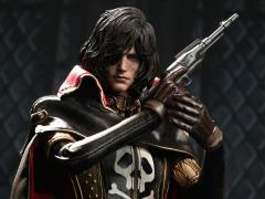 Space Pirate Captain Harlock MMS222 Captain Harlock 1/6th Scale Collectible Figure