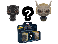 Pint Size Heroes: Black Panther Three Pack