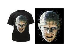 Hellraiser Pinhead Up Close T-Shirt