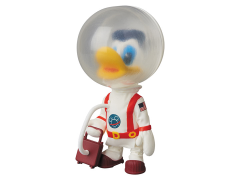 Disney Ultra Detail Figure No.487 Astronaut Donald Duck (Vintage Toy Ver.)