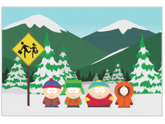 South Park Throw Blanket