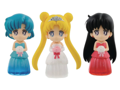 Sailor Moon Girls Memories Stellar Color Collection Volume 1 Set of 3