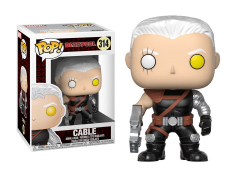 Pop! Marvel: Deadpool - Cable
