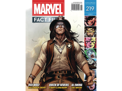 Marvel Fact Files #219