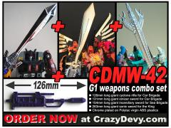 CDMW-42 Weapons Combo Set