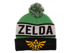 The Legend of Zelda Reflective Cuff POM Beanie