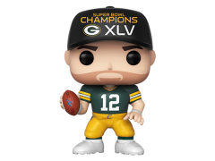 Pop! NFL: Packers - Aaron Rodgers (Super Bowl Champions XLV)