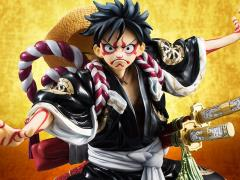 One Piece P.O.P. Monkey D. Luffy (Variant Kabuki Edition) Figure