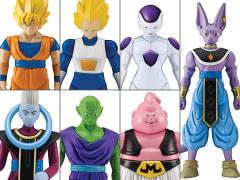 Dragon Ball Super Spin Battlers Box of 24 Figures