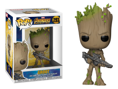 Pop! Marvel: Avengers: Infinity War - Groot