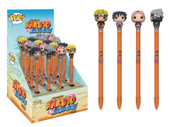 Naruto Pen Toppers Box of 16