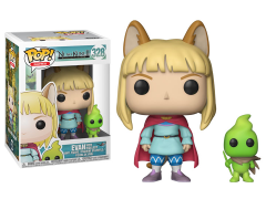 Pop! Games: Ni no Kuni II Evan with Higgledy
