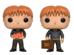 Pop! Movies: Harry Potter - Fred Weasley & George Weasley Set of 2 (In Protector Box)