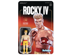 Rocky IV ReAction Ivan Drago Figure