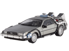 Back to the Future Hot Wheels Elite Cult Classic 1:43 Scale Time Machine