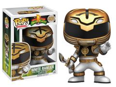 Pop! TV: Mighty Morphin Power Rangers - White Ranger