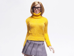 1/6 Scale Mystery Girl Female Character Skirt Set (Yellow)