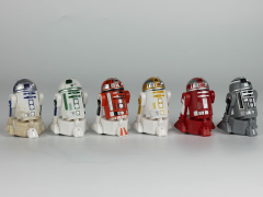 Star Wars Pullback Droid Phase 2 Bag of 10 Capsule Figures
