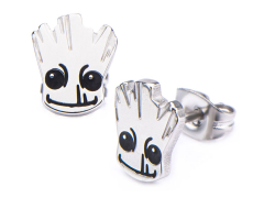 Guardians of The Galaxy Groot Stud Earrings