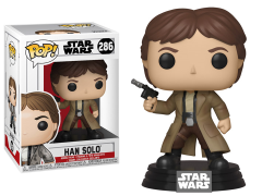 Pop! Star Wars: Return of the Jedi - Han Solo