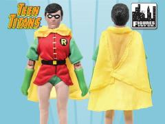 "Teen Titans World's Greatest Heroes Series 2 Robin 7"" Retro Figure"