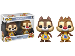 Pop! Disney: Kingdom Hearts - Chip & Dale Two Pack