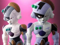 Dragon Ball Z Retro Sofubi Collection Mecha Frieza Exclusive Set