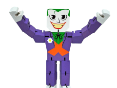 DC Comics Wood Warriors The Joker