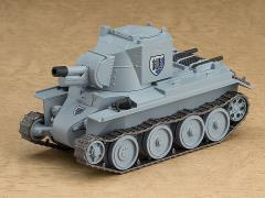 Girls Und Panzer der Film Nendoroid More BT-42