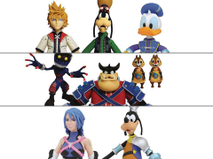 Kingdom Hearts Select Wave 2 Set of 3