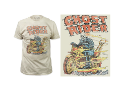 Marvel Ghost Rider Hell on Wheels T-Shirt
