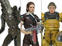 Alien Series 06 Set of 3 Figures