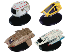 Star Trek Starships Collection Set #6 Shuttlecraft Part 3