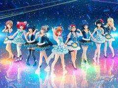 Love Live! Sunshine!! Gasha Portraits Water Blue New World Box Set