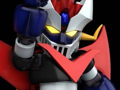 Mazinger SD Cross Silhouette Great Mazinger Model Kit