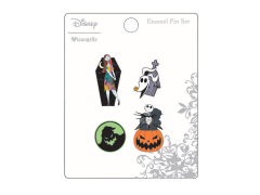 The Nightmare Before Christmas Enamel Pin Set