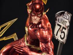 Justice League New 52 The Flash Statue