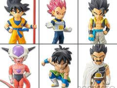 Dragon Ball Super: Broly World Collectable Figure Vol .1 Set of 6 Figures