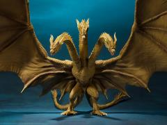Godzilla: King of the Monsters S.H.MonsterArts King Ghidorah