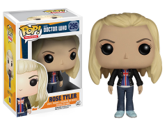 Pop! TV: Doctor Who - Rose Tyler